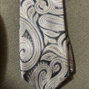 NWT Michael Kors Patterned Tie
